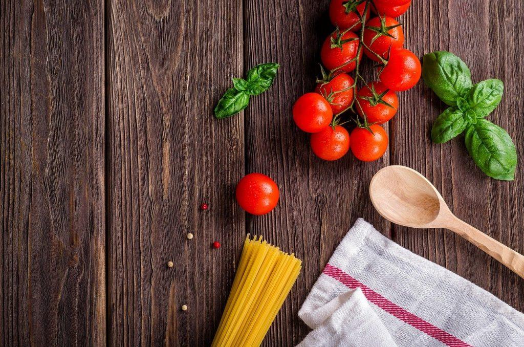 Jedzenie - obrazek informacyjny